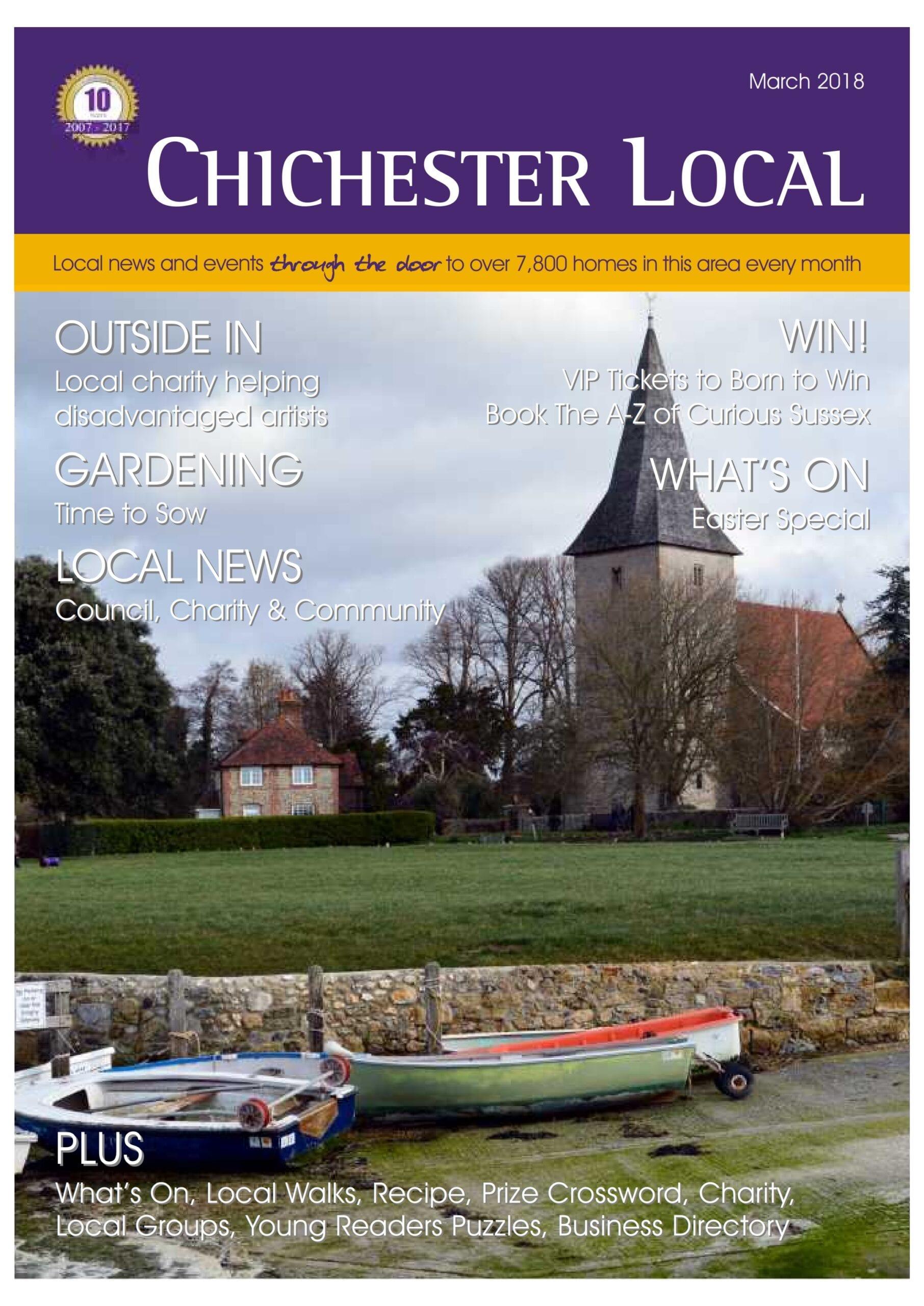Chichester March 2018