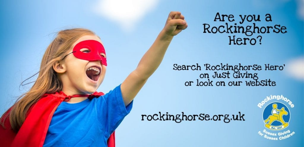 Be a Rockinghorse Hero