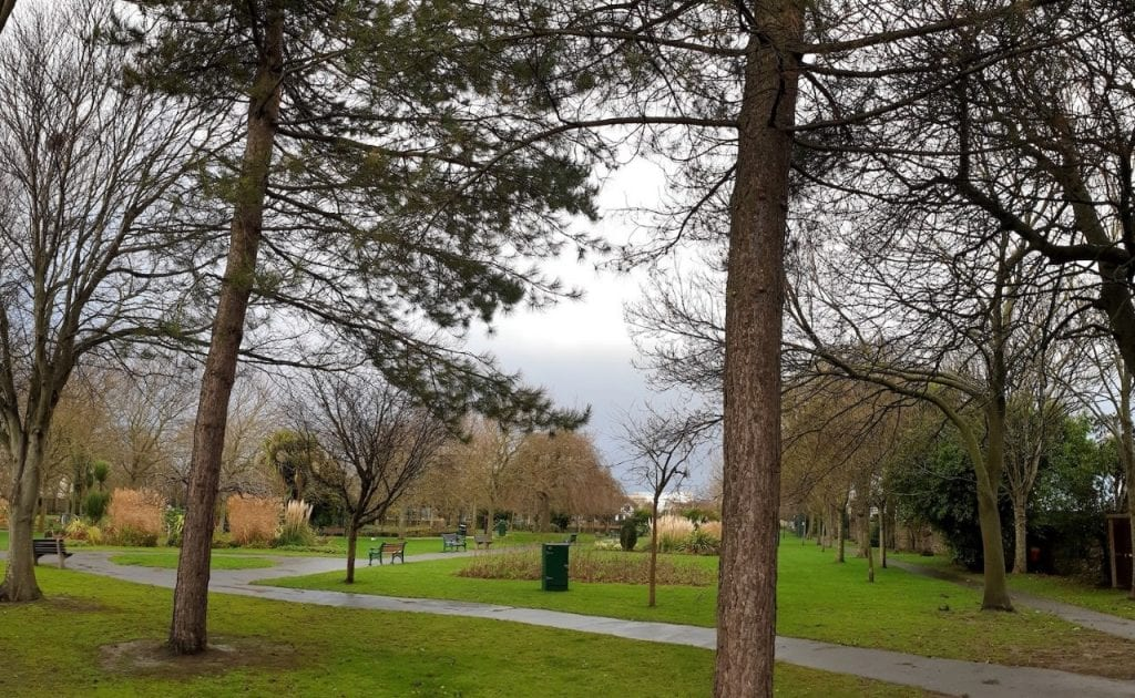 Beach House Park in Worthing