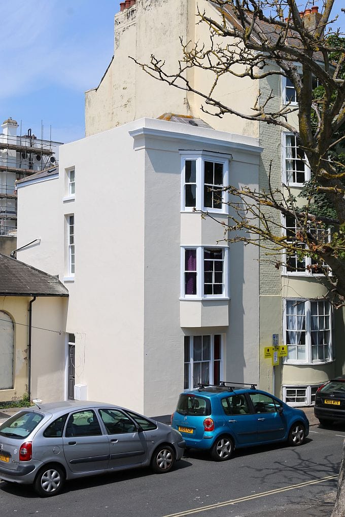 Bedford Row in Worthing