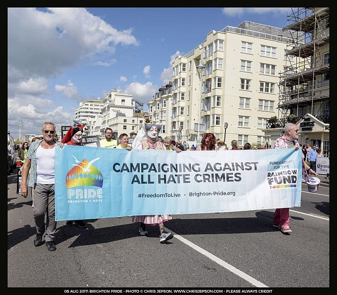 Brighton Pride ©ChrisJepson.com