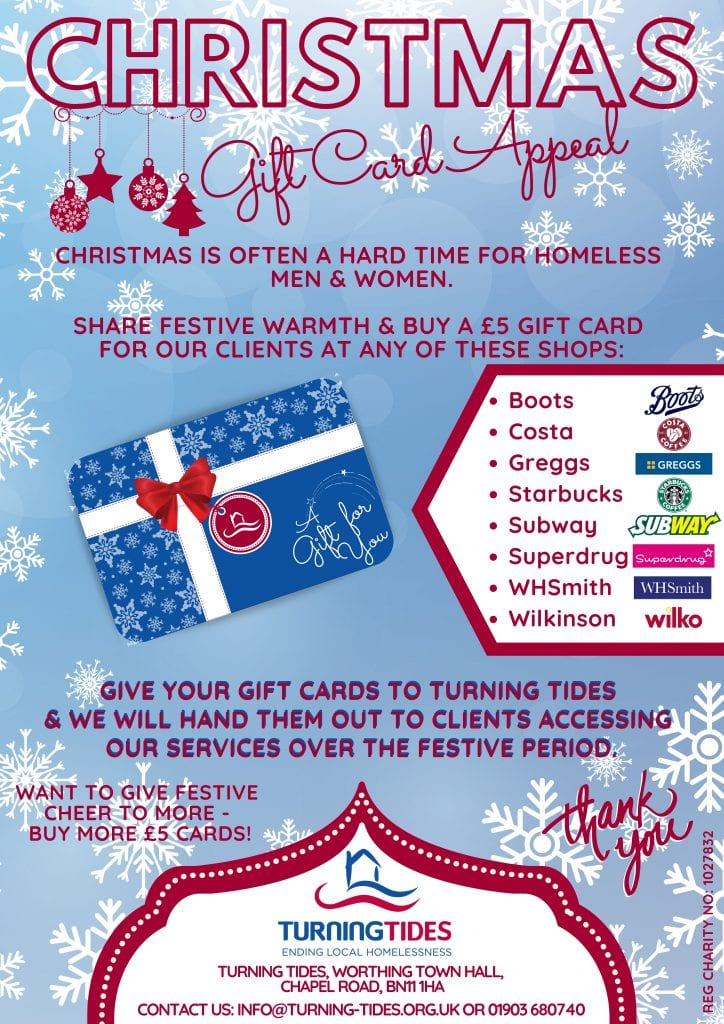 Christmas Gift Card Appeal Poster 2019_001