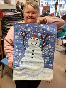 Creative arts Christmas pictures