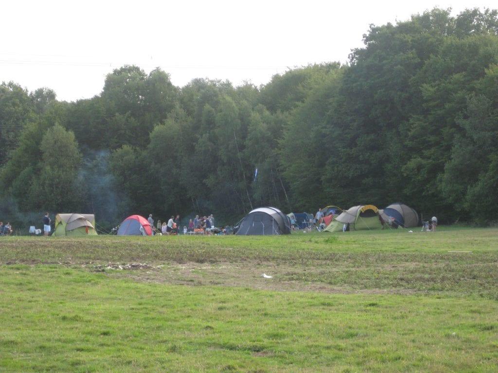 Dernwood Farm Camping