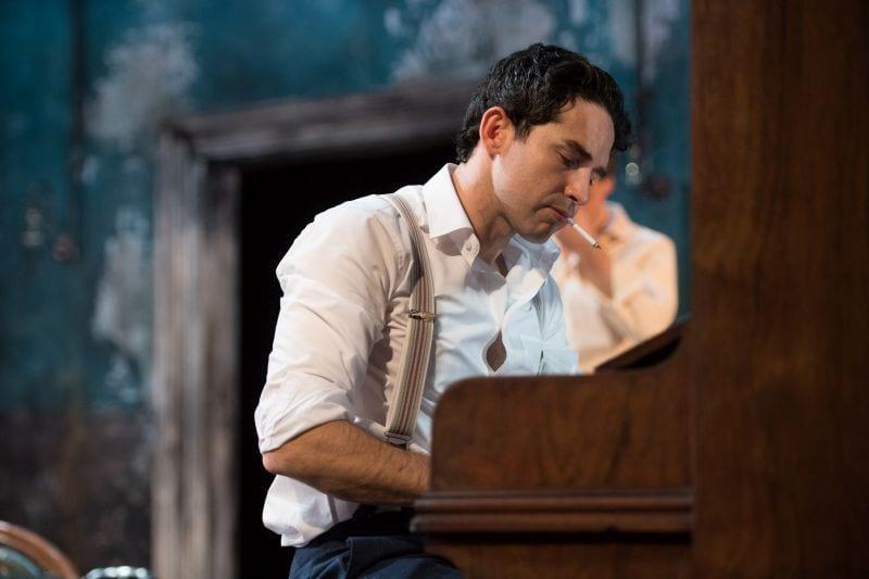 Gavin Fowler plays Dorian in The Picture of Dorian Gray