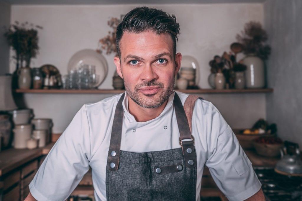 Kenny Tutt Celebrity Chef