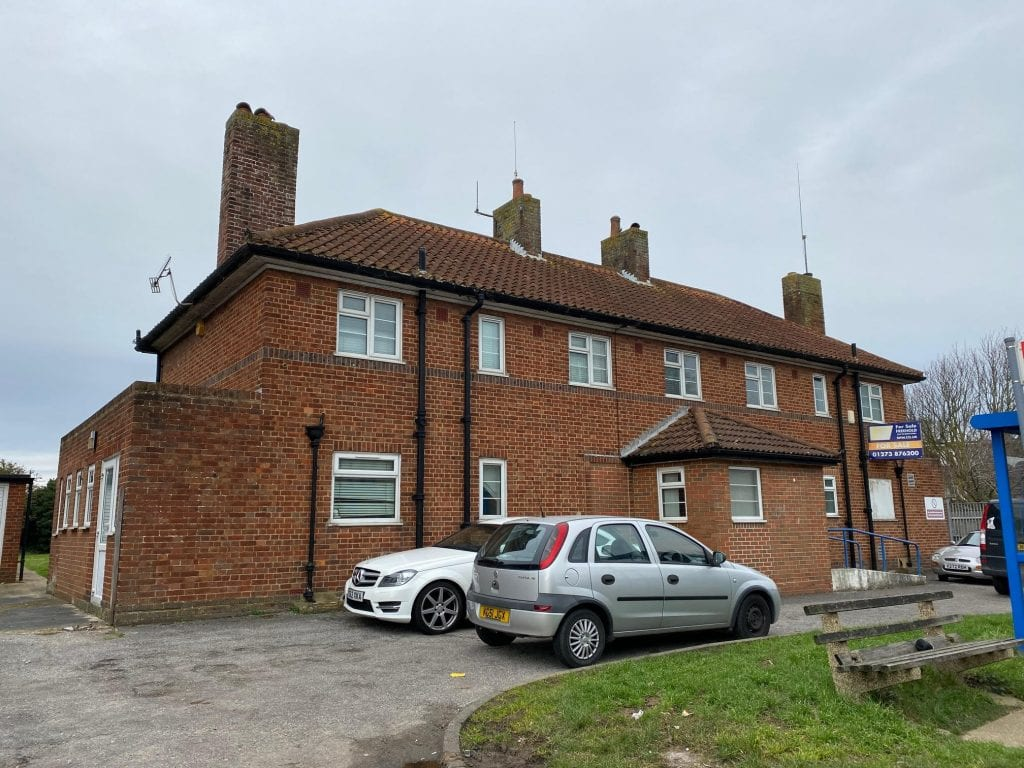 Adur District Council buys former police station
