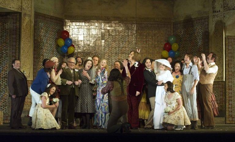 Glynde Performance of The Marriage of Figaro © Glyndebourne Productions Ltd. / Alastair Muir