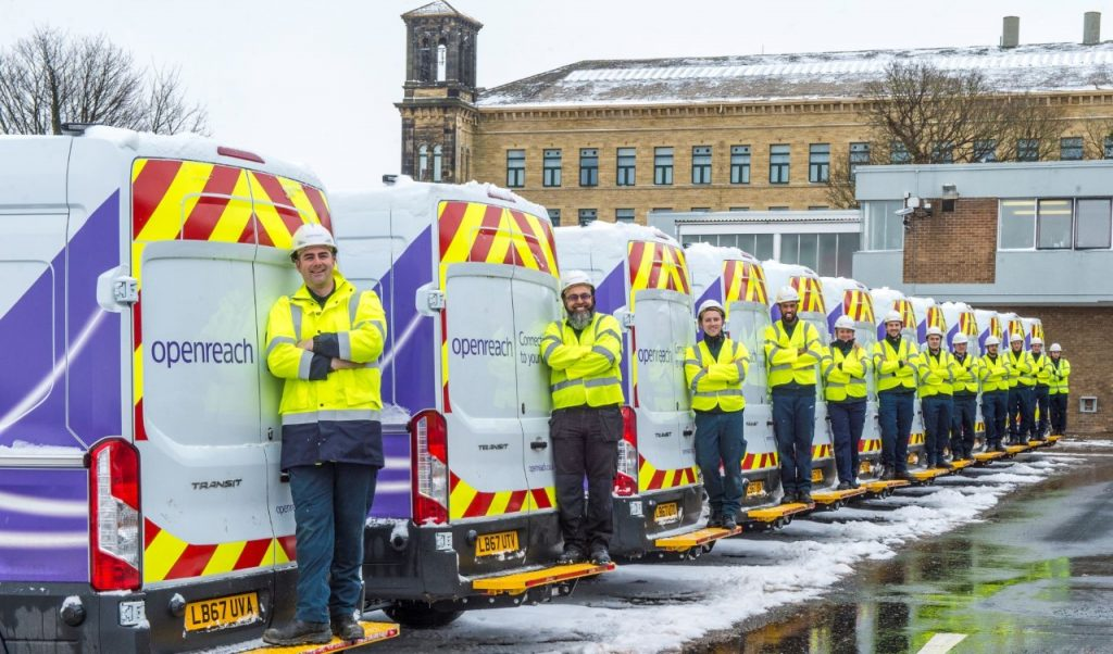 Openreach Engineers ready for winter_low res