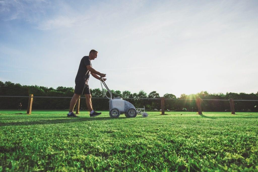 Football Pitch preparation fund