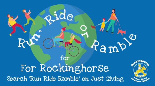 Run, Ride or Ramble for Rockinghorse