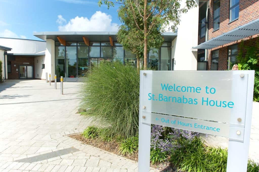 St Barnabas House Hospice Worthing
