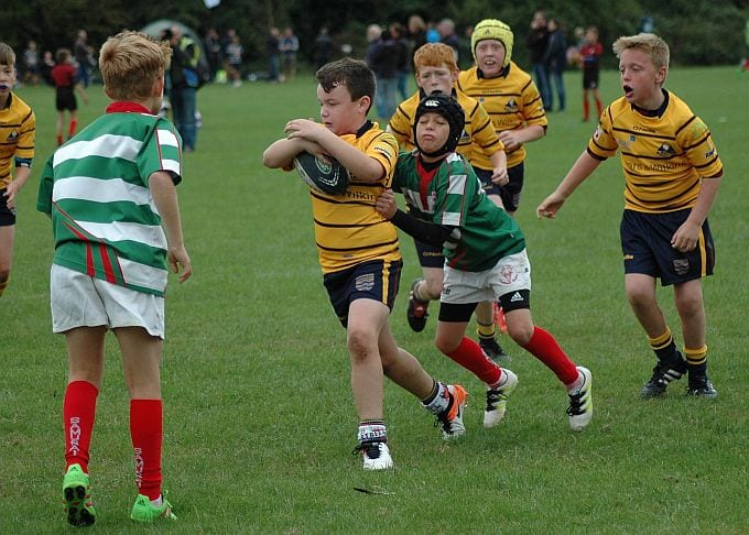 Worthing Rugby Club Minis