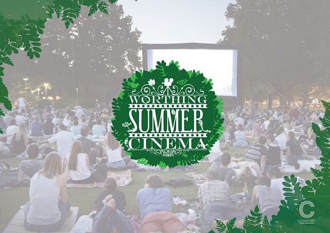 Worthing Summer Cinema comes to Denton Gardens this weekend