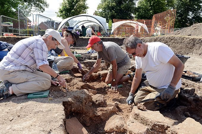 chichester archaeological dig