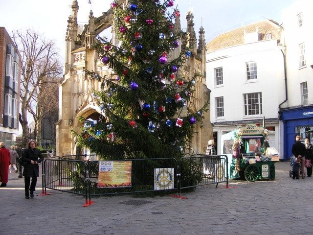 Chichester at Christmas