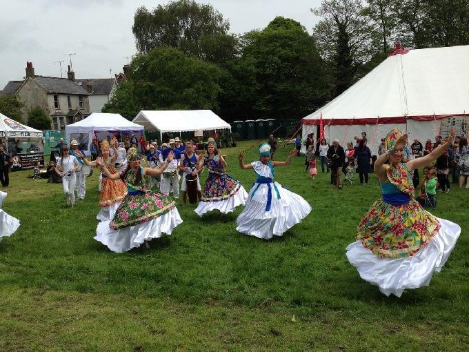 Steyning Festival in full swing