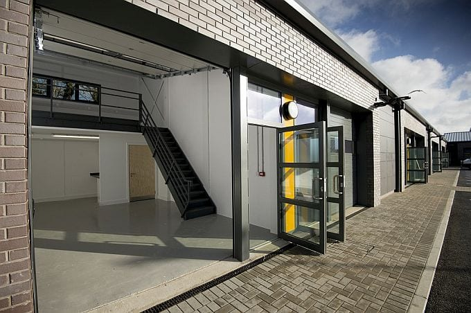 Outside unit, Chichester