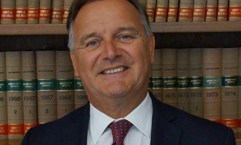 Paul Marshall Leader WSCC