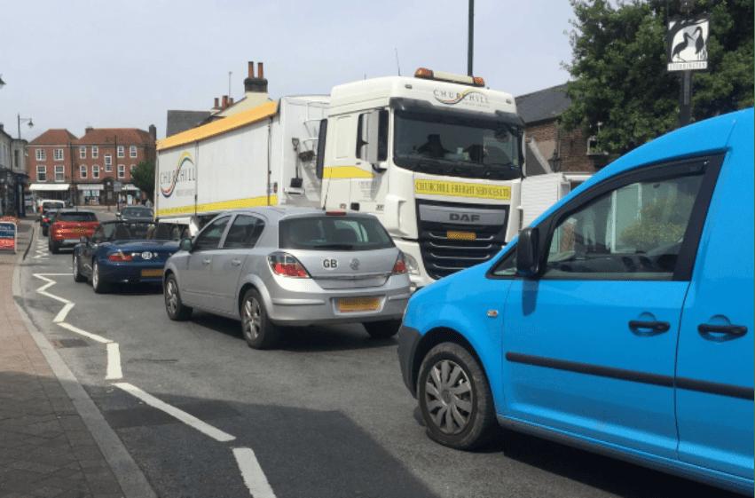 Storrington air pollution