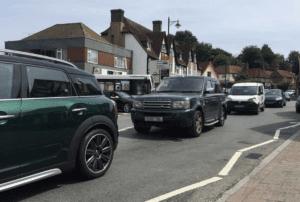 Storrington pollution
