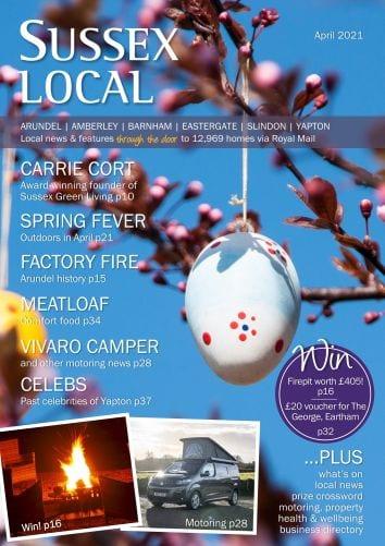 Sussex Local Arundel Barnham April 2021