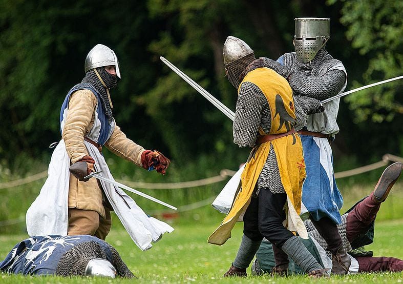 Medieval Weekend at Arundel Castle
