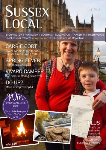 Sussex Local Magazine - Storrington April 2021