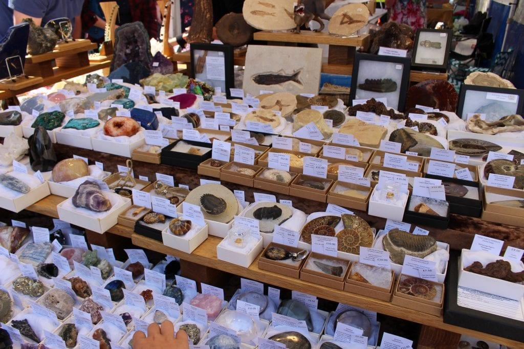 There is plenty on offer at Shoreham Artisans' Market