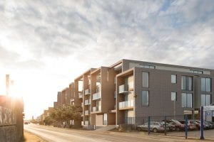 How the new Council homes on Albion Street Worthing will look once built