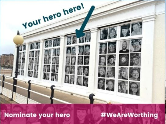 We are Worthing at Worthing Theatres 2021