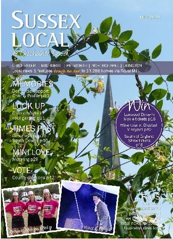 Sussex Local Chichester-Midhurst-Petworth May 2021