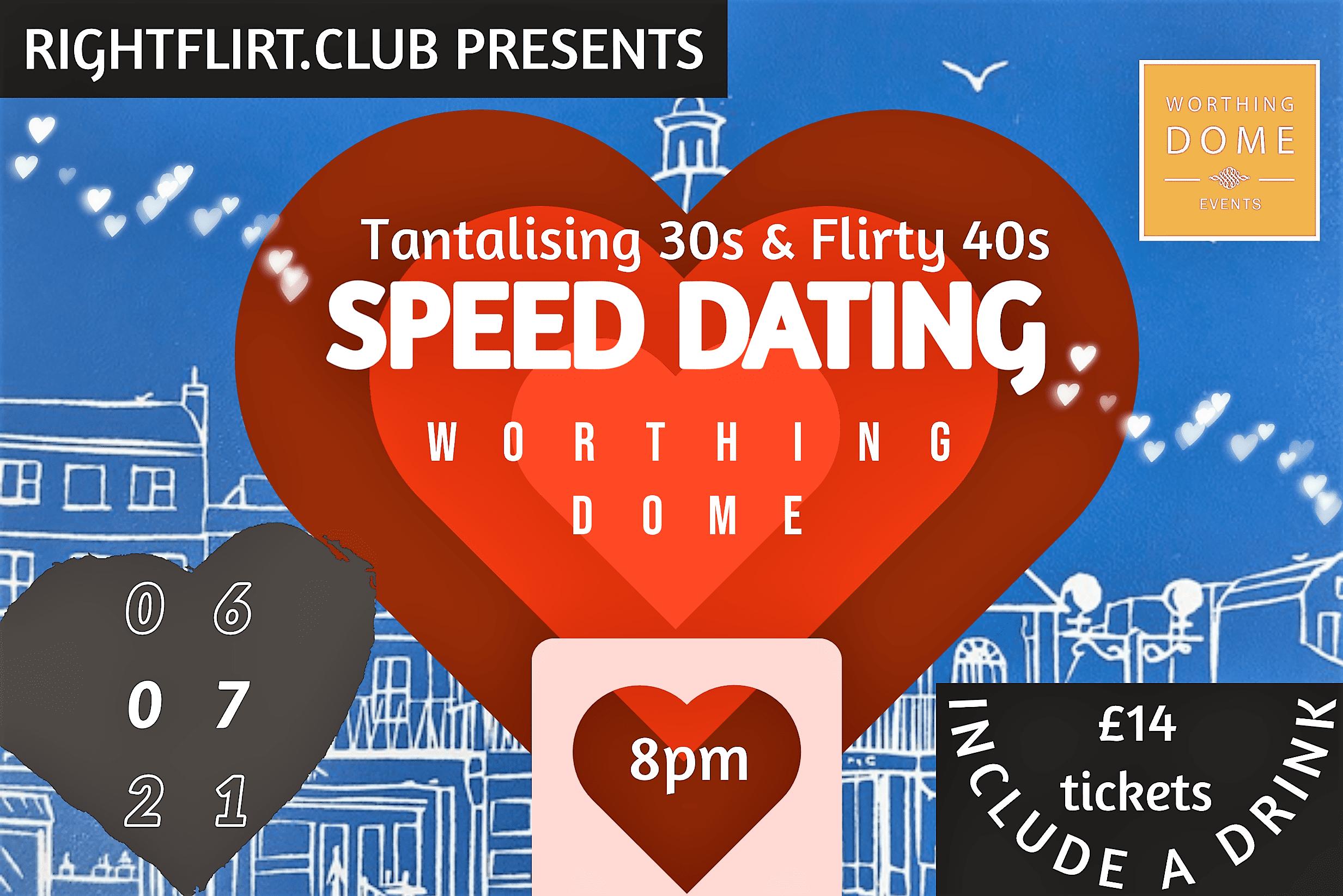Speed dating chichester west sussex