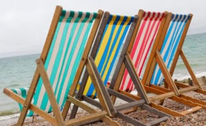 A new operator has been appointed to run Worthing's deckchair concession