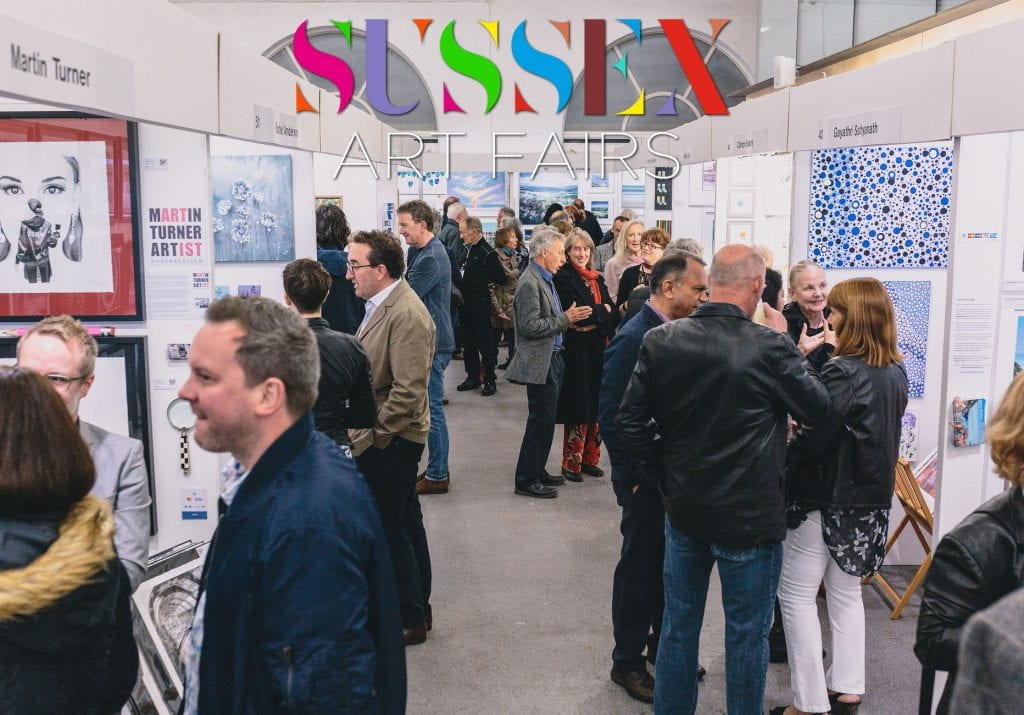 Sussex Art Fairs - Goodwood 2nd-4th July 2021
