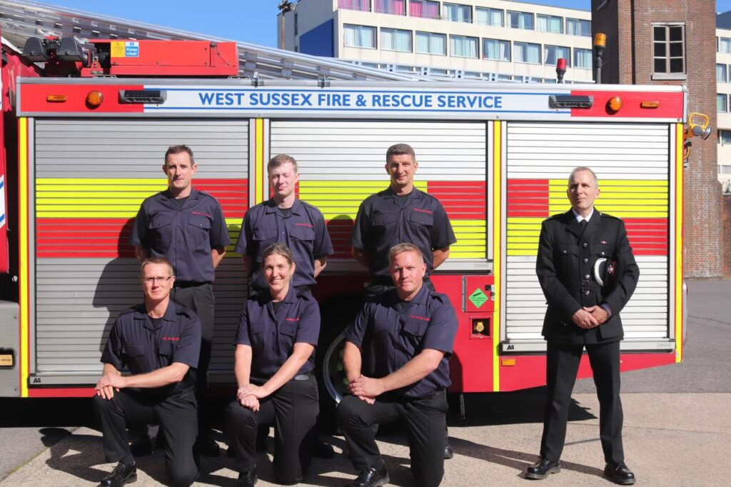 The new RDS recruits with Steve Ash