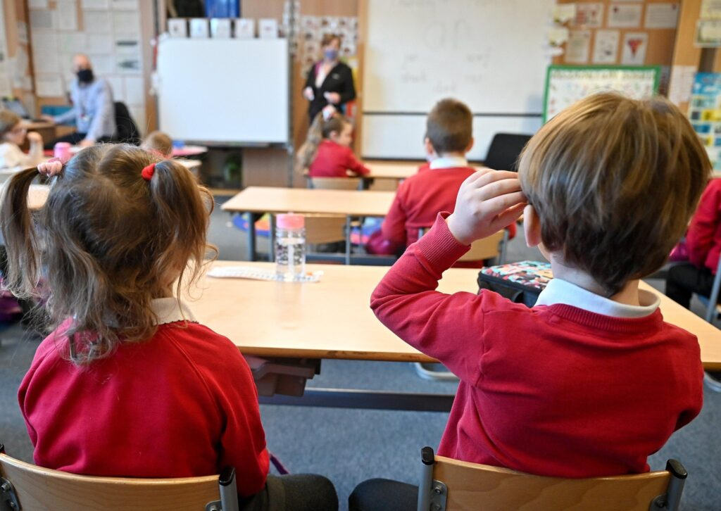 Applications for Primary schools now open