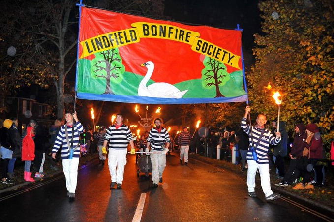Lindfield Bonfire Night