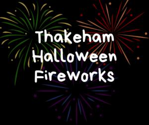 Thakeham Halloween Fireworks