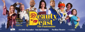 beauty and the beast the pantomime