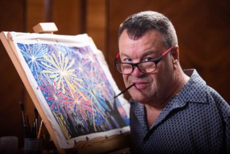 Christmas art competition - Tom Yendell