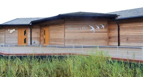 discovery hub external